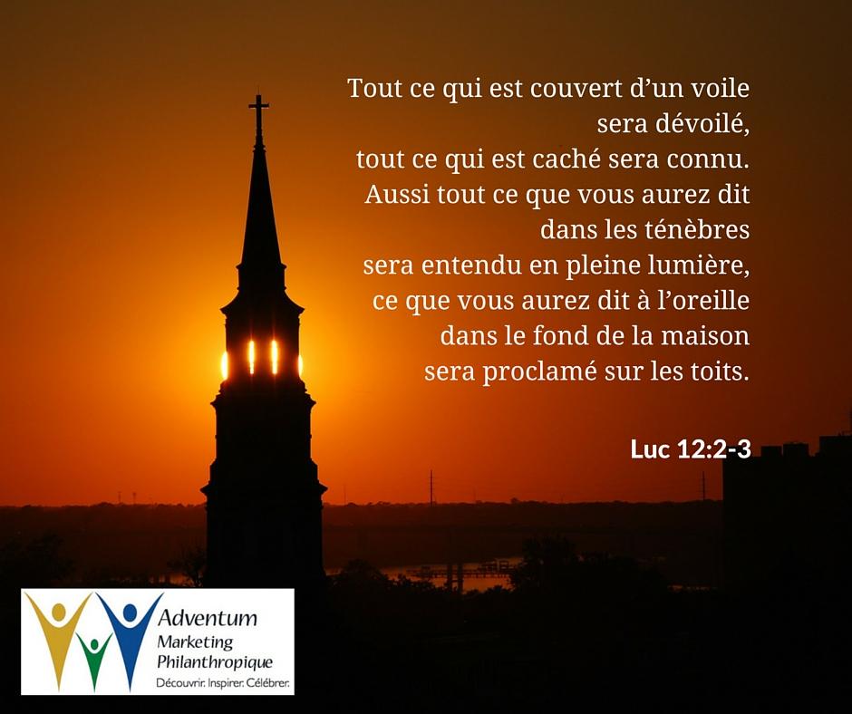 Evangile du jour du 21.06.2020 – Centre Romand de l'Apostolat Mondial de  Fatima
